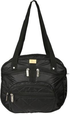 SuiDhaga Women Black Messenger Bag SuiDhaga Messenger Bags