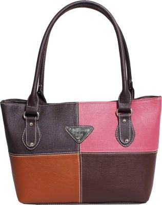 Veins Hand-held Bag(Multicolor)