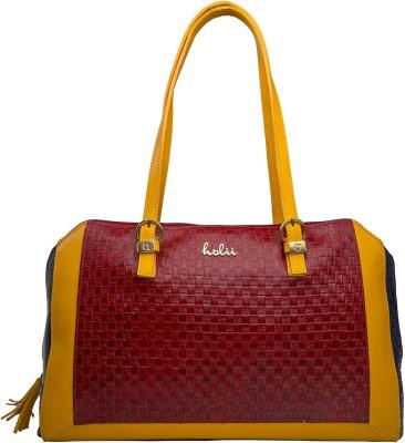 Holii GHAJNI 02-SHOULDERBAG-RED Red Shoulder Bag at flipkart