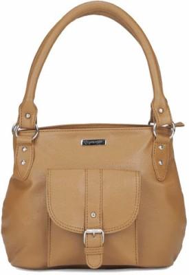 Peperone Hand-held Bag(Tan)