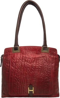 Hidesign Hand-held Bag(Brown)  available at flipkart for Rs.8095