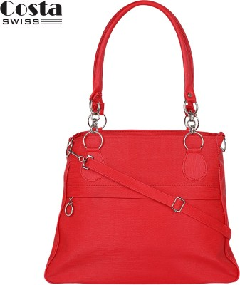 Costa Swiss Hand-held Bag(Red)