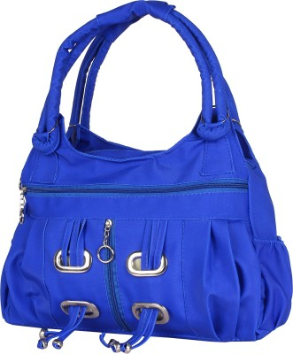 Cottage Accessories Hand-held Bag(Blue)