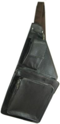 Essart Hand-held Bag(Brown)