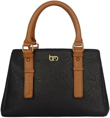 Bagsy Malone Hand-held Bag(Black, Brown)