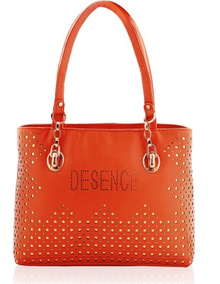 Fieesta Hand-held Bag(Orange)