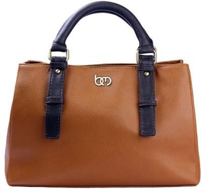 Bagsy Malone Hand-held Bag(Tan, Brown)
