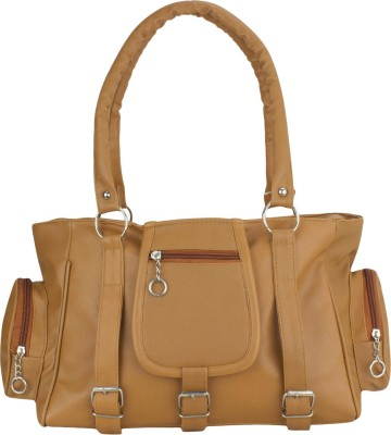 Govind Hand-held Bag(Brown)