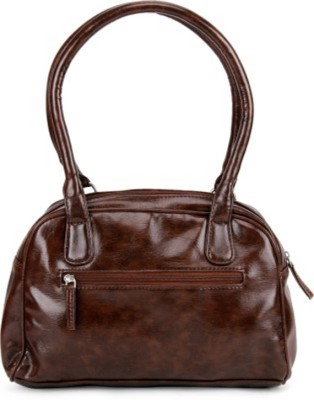 Donna & Drew Hand-held Bag(Brown)
