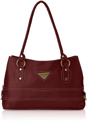Fostelo Hand-held Bag(Maroon)