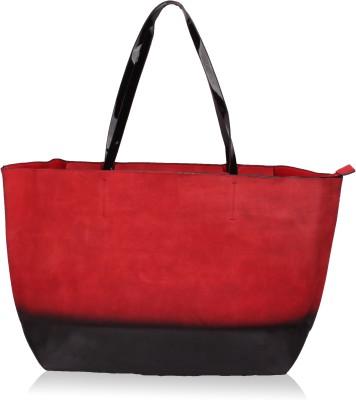 Senora Hand-held Bag(Red)