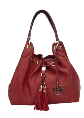 Elespry Women Red Shoulder Bag at flipkart