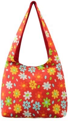 Anekaant Women Orange Shoulder Bag Anekaant Handbags