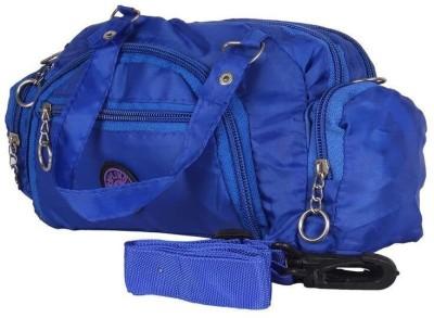 Barsha Hand-held Bag(Blue)  available at flipkart for Rs.175
