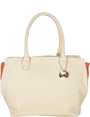 Venicce Women Beige Shoulder Bag