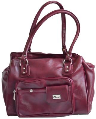 JG Shoppe Hand-held Bag(Tan)