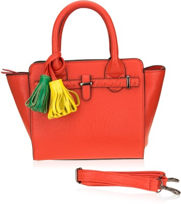 Zeva Hand-held Bag(Red)