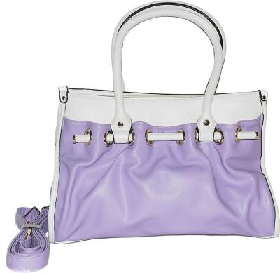 Fashion Lounge Hand-held Bag(Purple)