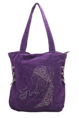 Liza Hand-held Bag(Purple)