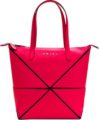Cross Tote(Red) at flipkart