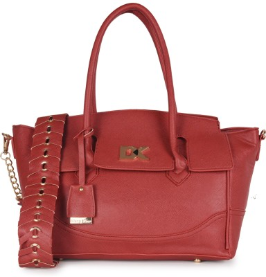 Diana Korr Women Red Shoulder Bag