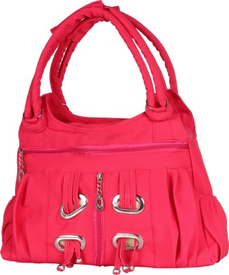 Cottage Accessories Hand-held Bag(Pink)