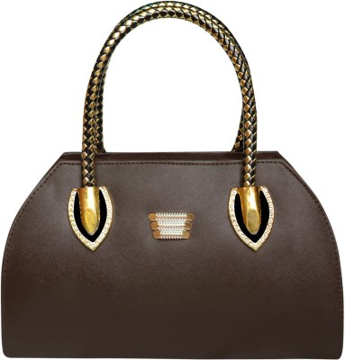 MOOI-ZAK Hand-held Bag(Brown)