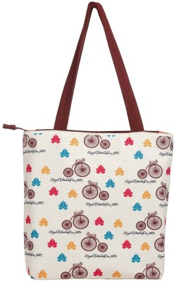 The Crazy Me Tote(Multicolor) at flipkart