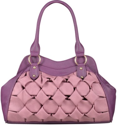 Fostelo Women Grey Shoulder Bag at flipkart