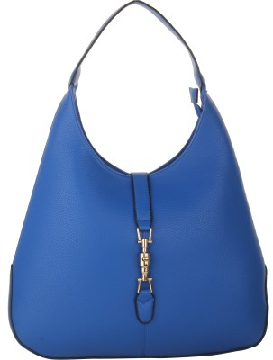 Alvaro Women Blue Hobo at flipkart