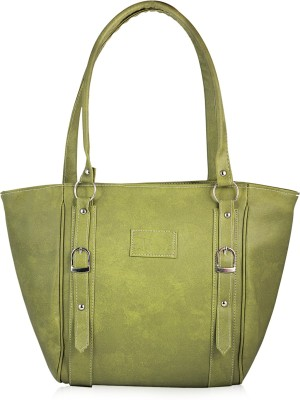 Fieesta Hand-held Bag(Green)