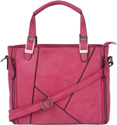 PamperVille Hand-held Bag(Pink)