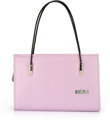 Calvino Hand-held Bag(Purple)
