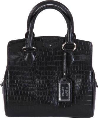 Da Milano Hand-held Bag(Black)