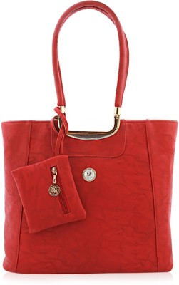 Fieesta Hand-held Bag(Red)