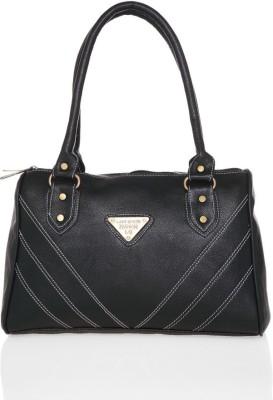 Lady Queen Shoulder Bag(Black) at flipkart