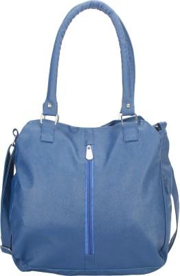 Govind Hand-held Bag(Blue)