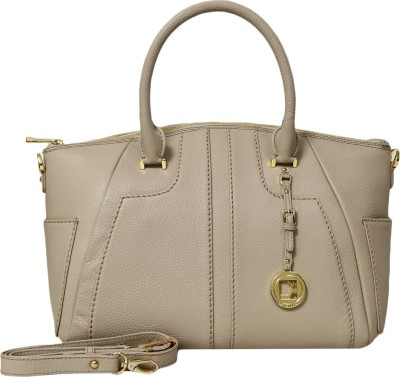 Da Milano Hand-held Bag(White)
