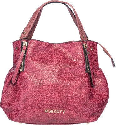 Elespry Hand-held Bag(Red)