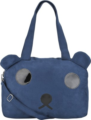 Liza Shoulder Bag(Blue) at flipkart
