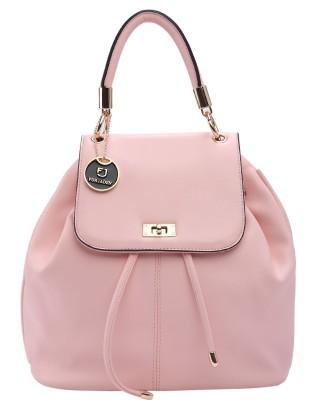 Fur Jaden Hand-held Bag(Pink)