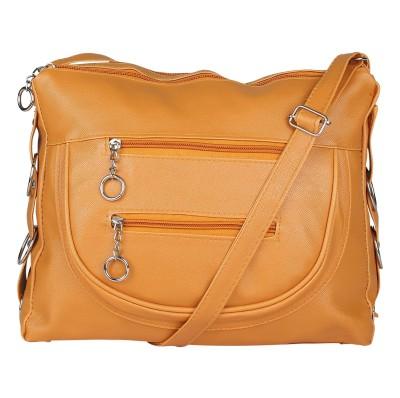 Fairdeals Hand-held Bag(Beige)