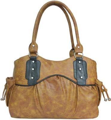 JH handbag Hand-held Bag(Yellow)