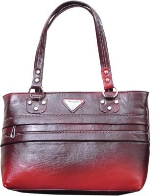 Carnival Hand-held Bag(Maroon)