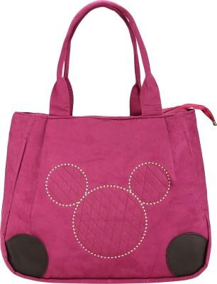 Liza Shoulder Bag(Pink) at flipkart