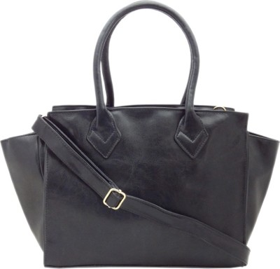 Hi Look Hand-held Bag(Black)