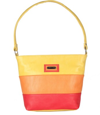 Esbeda Hand-held Bag(Yellow)
