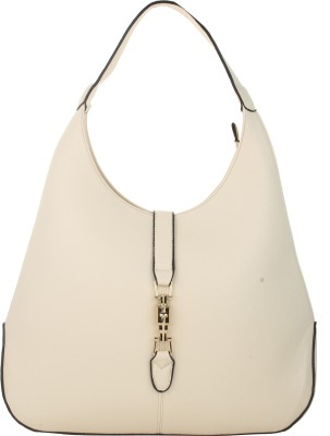 Alvaro Women Beige Hobo at flipkart