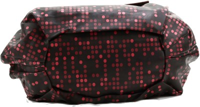 Ambience Hand-held Bag(Red, Black)