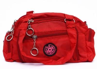 MAEVA Hand-held Bag(Red)  available at flipkart for Rs.168